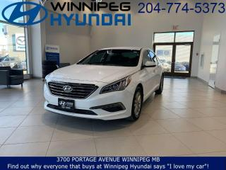 Used 2017 Hyundai Sonata 2.4L GL for sale in Winnipeg, MB