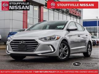 Used 2017 Hyundai Elantra SE for sale in Stouffville, ON