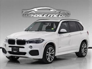 Used 2016 BMW X5 xDrive35i, M-Sport, Navi, HUD, 360 Cam, Loaded for sale in Concord, ON