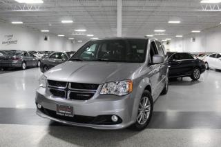 Used 2015 Dodge Grand Caravan LEATHER I REAR CAMERA I DVD PLAYER I POWER OPTIONS I BT for sale in Mississauga, ON