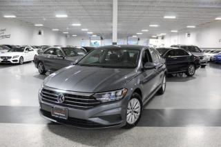 Used 2019 Volkswagen Jetta COMFORTLINE AUTO I HEATED SEATS I REAR CAM I POWER OPTIONS for sale in Mississauga, ON