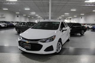 Used 2019 Chevrolet Cruze LT NO ACCIDENTS I HEATED SEATS I REAR CAMERA I CARPLAY I BT for sale in Mississauga, ON