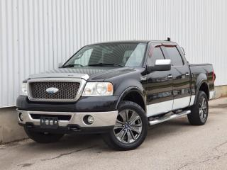 Used 2006 Ford F-150 Lariat SuperCrew 4WD|PRISTINE CONDITION for sale in Mississauga, ON