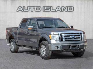 Used 2009 Ford F-150 4X4**SUPERCREW**NEW TIRES** for sale in North York, ON