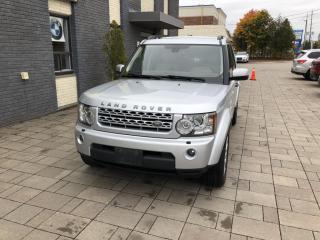 Used 2013 Land Rover LR4 4WD 4dr V8 HSE for sale in Nobleton, ON