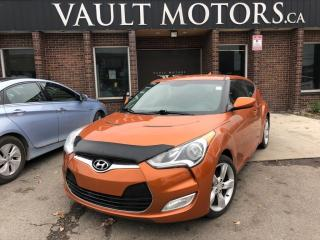 Used 2014 Hyundai Veloster 3DR CPE for sale in Brampton, ON