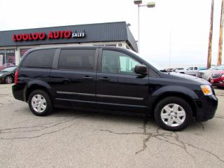 Used 2010 Dodge Grand Caravan SE 7 Passenger 3.3L V6 No Accident Certified for sale in Milton, ON