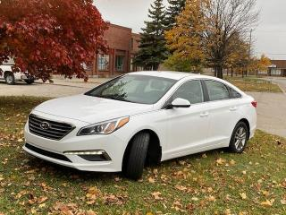 Used 2015 Hyundai Sonata 4dr Sdn 2.4L Auto for sale in Brampton, ON