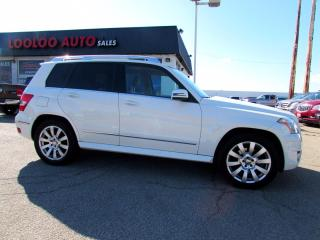 Used 2010 Mercedes-Benz GLK-Class GLK350 4MATIC Panoramic Sunroof Bluetooth Certified for sale in Milton, ON