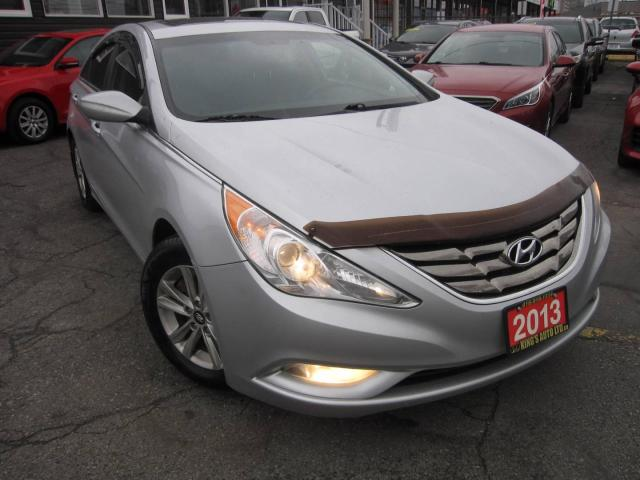2013 Hyundai Sonata GLS, Auto, Sunroof, Heated Seats