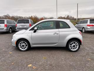 Used 2013 Fiat 500 Pop for sale in Dunnville, ON