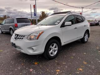 Used 2013 Nissan Rogue S for sale in Dunnville, ON