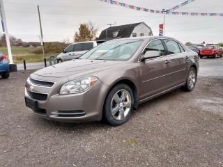 Used 2011 Chevrolet Malibu LT for sale in Dunnville, ON