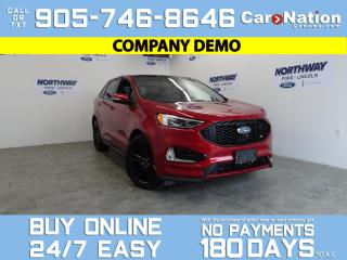 Used 2020 Ford Edge ST | AWD | LEATHER | PANO ROOF | NAV | 21'' RIMS for sale in Brantford, ON