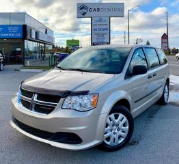 Used 2015 Dodge Grand Caravan CANADA VALUE PACKAGE | ONE OWNER | for sale in Barrie, ON
