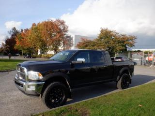 Used 2011 RAM 3500 Mega Cab 6.5 Foot Box 4WD Diesel for sale in Burnaby, BC