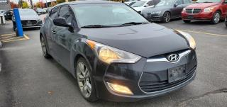 Used 2012 Hyundai Veloster NAVIGATION/HEATED SEATS/ M/T/ 1 OWNER CLEAN CARFAX for sale in Scarborough, ON