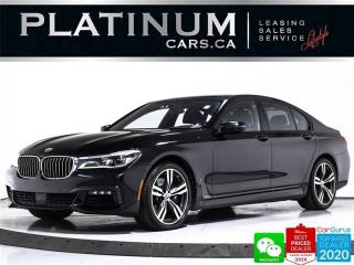 Used 2016 BMW 7 Series 750i xDrive, AWD, EXECUTIVE, DRIVERS, M-SPORT for sale in Toronto, ON