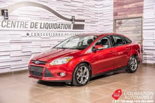 Used 2014 Ford Focus SE+MAG+GR ELECT+BLUETOOTH for sale in Laval, QC