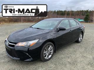 Used 2017 Toyota Camry SE for sale in Port Hawkesbury, NS