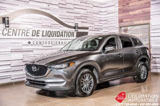 Used 2017 Mazda CX-5 GS+TOIT+CAM/RECUL+VOLANT/CHAUFF for sale in Laval, QC