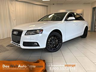 Used 2012 Audi A4 Quattro 2.0T Premium, Automatique for sale in Sherbrooke, QC