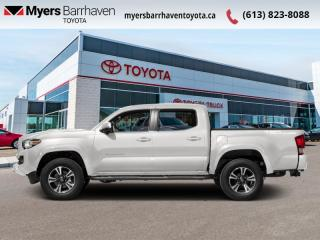 Used 2017 Toyota Tacoma TRD Sport  - Navigation -  Heated Seats - $243 B/W for sale in Ottawa, ON
