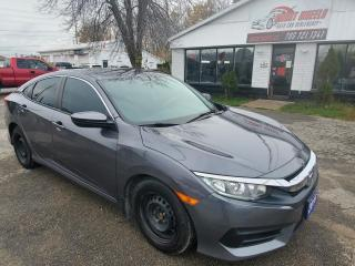 Used 2016 Honda Civic LX for sale in Barrie, ON