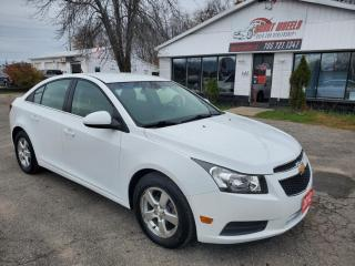 Used 2012 Chevrolet Cruze 2LT for sale in Barrie, ON