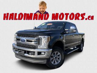 Used 2018 Ford F-250 SD XLT CREW 4WD for sale in Cayuga, ON