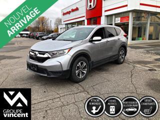 Used 2019 Honda CR-V LX AWD ** GARANTIE 10 ANS ** Soyez prêt pour l'hiver! for sale in Shawinigan, QC