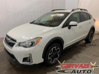 Used 2017 Subaru XV Crosstrek Touring AWD Mags Caméra Bluetooth *Traction intégrale* for sale in Shawinigan, QC