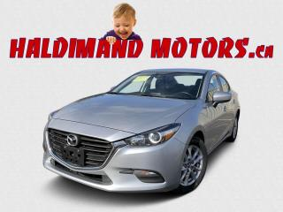 Used 2018 Mazda MAZDA3 SPORT 2WD for sale in Cayuga, ON