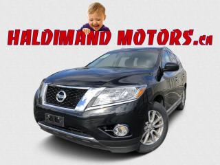 Used 2016 Nissan Pathfinder SL 4WD for sale in Cayuga, ON