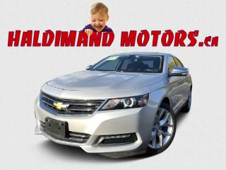 Used 2019 Chevrolet Impala PREMIER 2WD for sale in Cayuga, ON