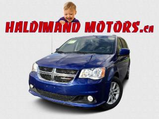 Used 2019 Dodge Grand Caravan SXT + 2WD for sale in Cayuga, ON