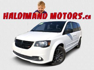 Used 2016 Dodge Grand Caravan SXT + 2WD for sale in Cayuga, ON