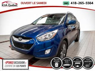 Used 2015 Hyundai Tucson GLS* AWD* TOIT PANO* CAMERA* for sale in Québec, QC