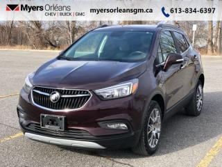 Used 2017 Buick Encore Sport Touring for sale in Orleans, ON