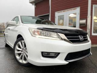 Used 2013 Honda Accord 4 portes 4 cyl. en ligne, automatique To for sale in Drummondville, QC