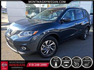 Used 2016 Nissan Rogue Traction intégrale 4 portes SL for sale in Montmagny, QC