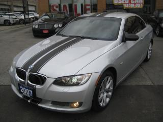 Used 2007 BMW 3 Series 2dr Cabriolet 335i RWD 6 Speed for sale in North York, ON