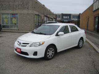 Used 2011 Toyota Corolla 4DR SDN AUTO CE for sale in North York, ON
