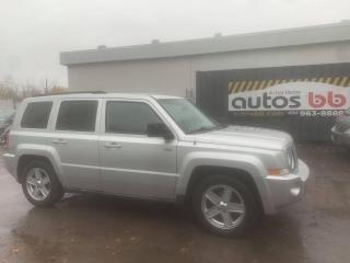 Used 2010 Jeep Patriot for sale in Laval, QC