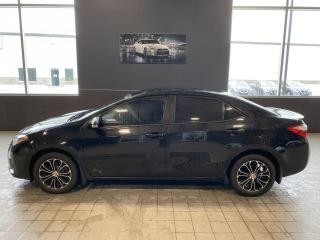 Used 2015 Toyota Corolla Berline 4 portes, boîte manuelle, S for sale in St-Georges, QC