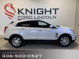 Used 2015 Cadillac SRX Luxury for sale in Moose Jaw, SK