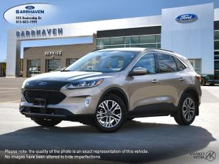 Used 2020 Ford Escape SEL for sale in Ottawa, ON