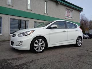 Used 2014 Hyundai Accent Voiture à hayon, 5 portes, boîte automat for sale in St-Jérôme, QC