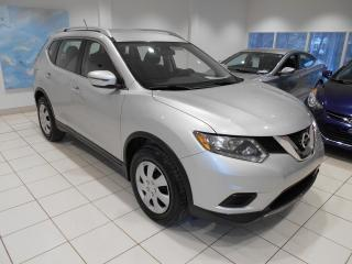 Used 2016 Nissan Rogue S FWD ** CAMERA,BLUETOOTH,CRUISE,A/C,BAS for sale in Montréal, QC