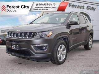 Used 2019 Jeep Compass 4X4 | BACK UP CAMERA | HEATED SEATS for sale in London, ON